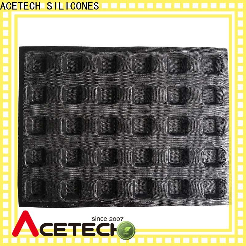 ACETECH clean silicone bakeware mould wholesale for muffin