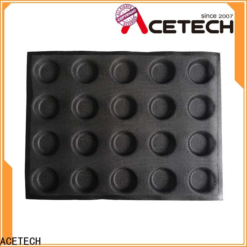ACETECH silicone silicone baking forms promotion for bread