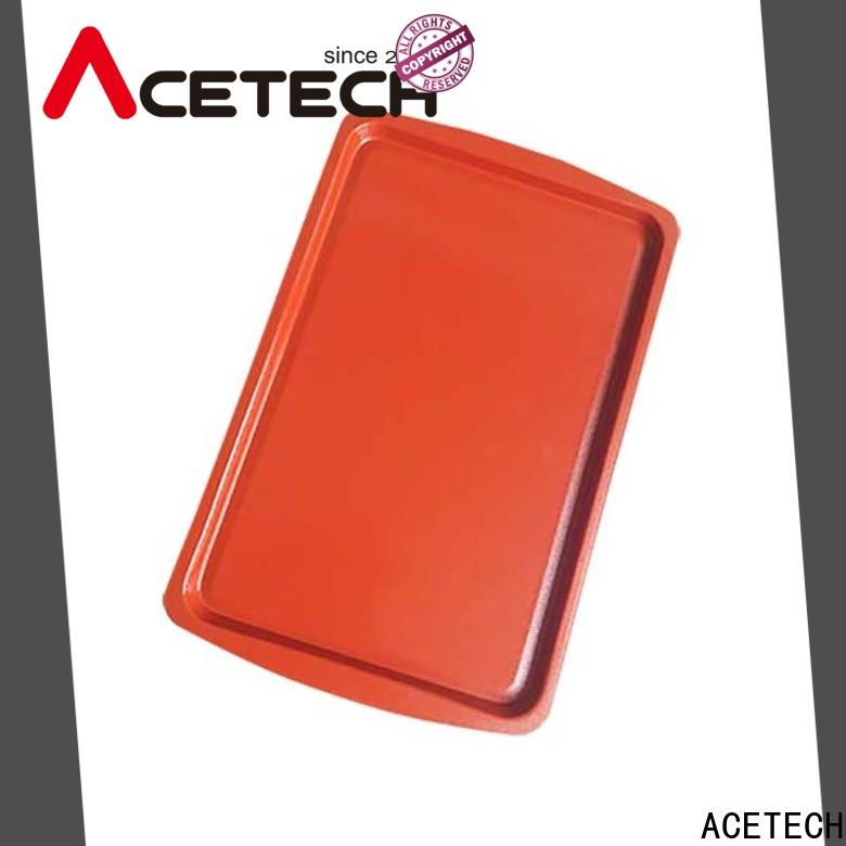 ACETECH surface silicone sheet pan easy to clean for muffin