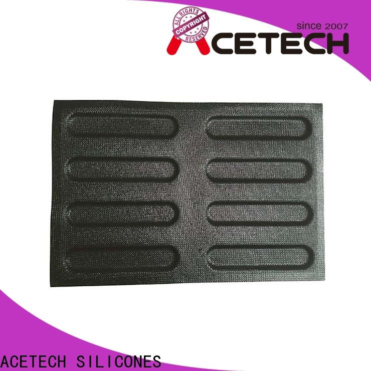 ACETECH pan silicone cupcake molds manufacturer for bread
