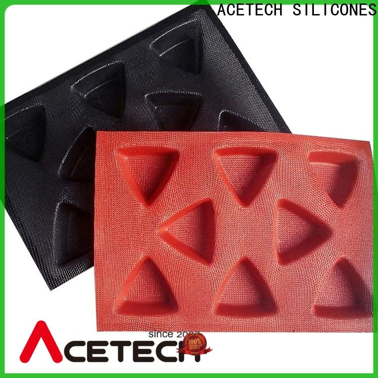 ACETECH 3d silicone baking molds shapes directly price for cooking