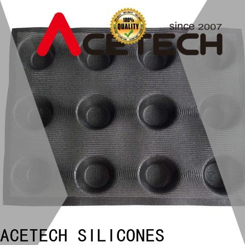 ACETECH 20 silicone cookie molds wholesale for bread
