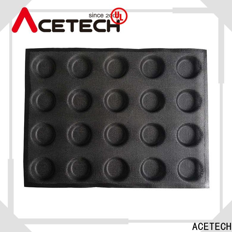 ACETECH 30 silicone cookie molds directly price for cakes