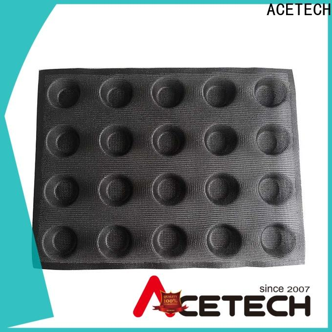 ACETECH 16 silicone baking molds shapes wholesale for cakes