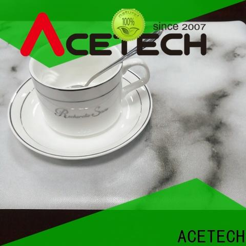 ACETECH mats silicone placemat baby on sale for dining room