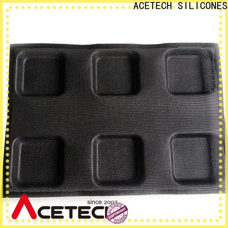 ACETECH good quality silicone pastry molds promotion for cooking