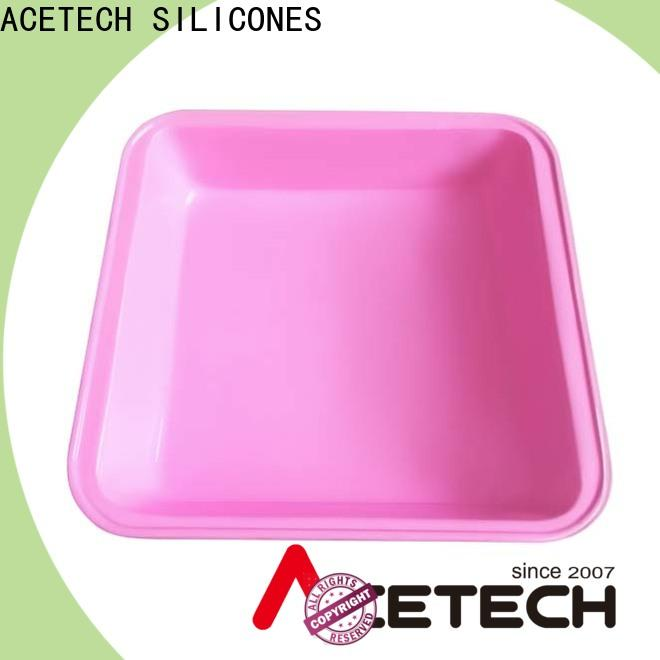 ACETECH nonstick silicone sheet pan easy to clean for cake