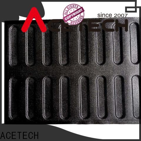 ACETECH clean silicone dessert molds promotion for cooking