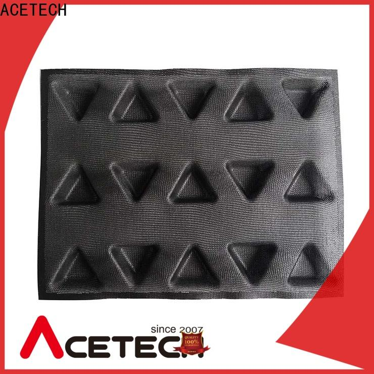 ACETECH 100 silicon bread mold directly price for bread