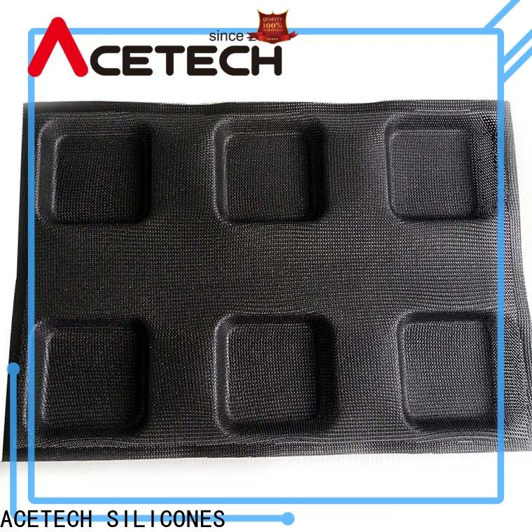 ACETECH food safe silicone mould for baking directly price for muffin