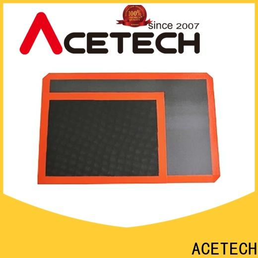 thin silicone pastry mat large online for cookie