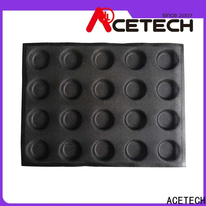 ACETECH durable silicone baking molds for bread