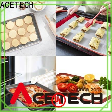 ACETECH thin silicone pastry mat online for macarons