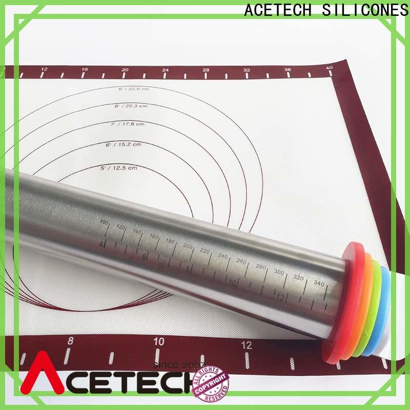 ACETECH durable steel rolling pin online for making cookies