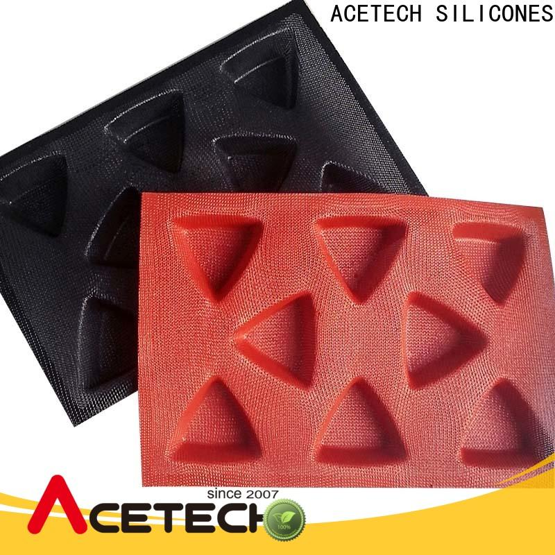 durable silicone cookie molds pastry for cooking