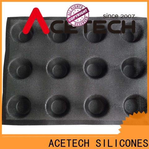 ACETECH durable silicone baking molds shapes for muffin