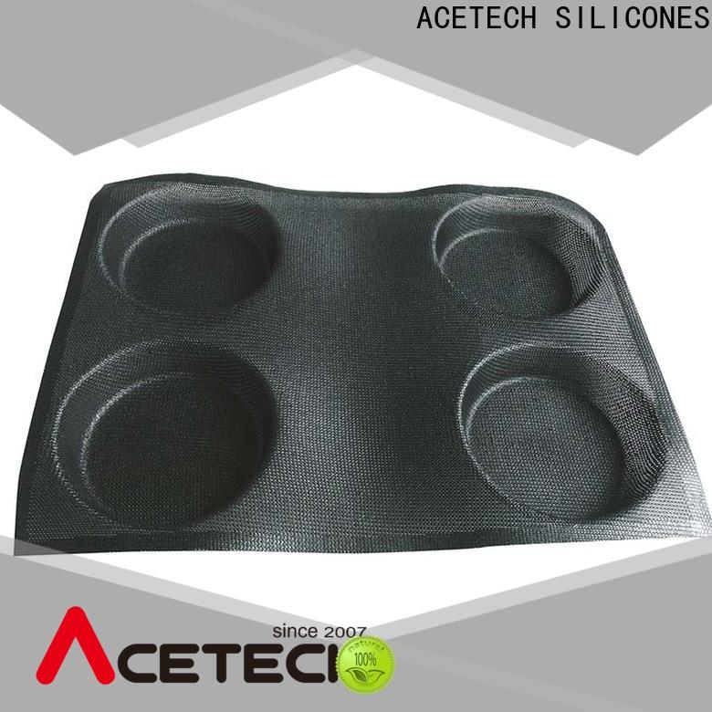 ACETECH healthy silicone bakeware molds manufacturer for cakes