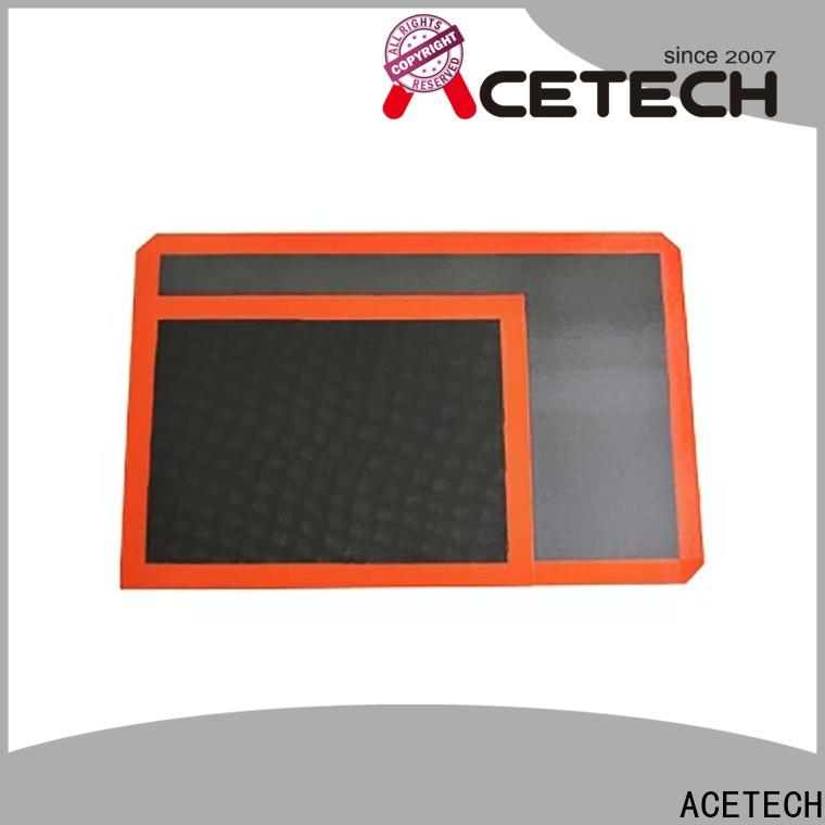 hygienic silicone pastry mat cookie factory price for cookie