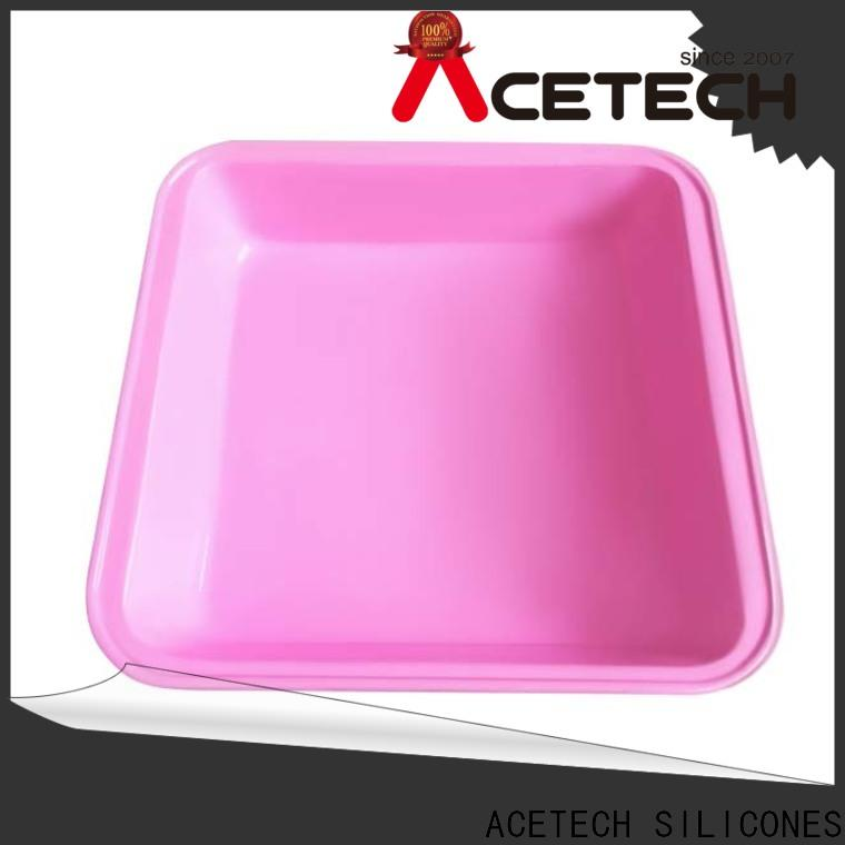 ACETECH cake silicone baking tray supplier for cookie