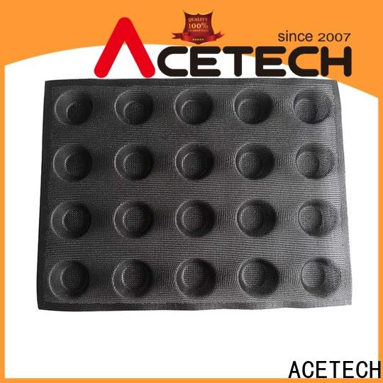 ACETECH 3d silicone dessert mould for muffin