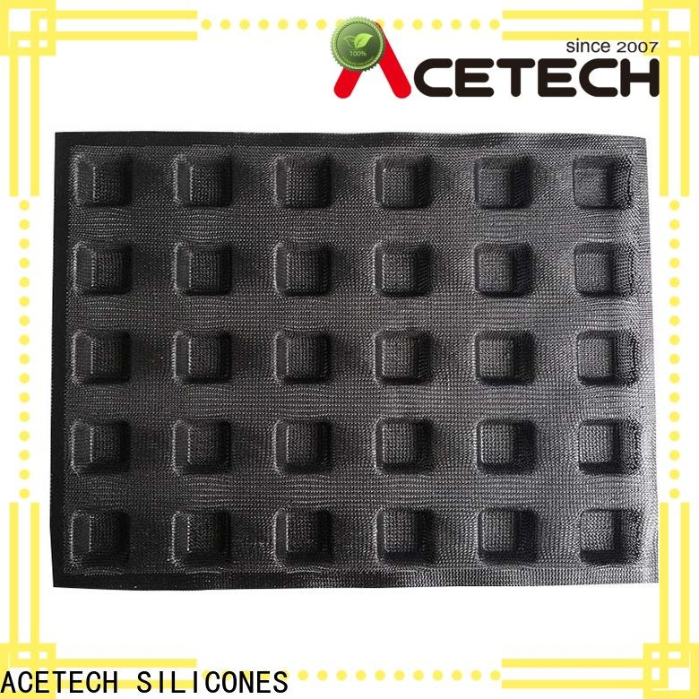 ACETECH 12 silicone baking molds wholesale for cakes