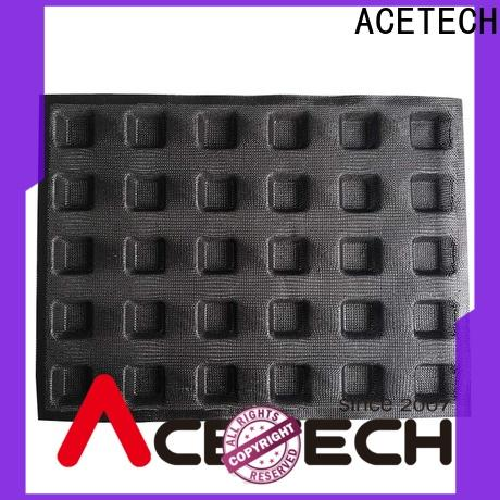 ACETECH good quality silicone baking molds shapes for cooking