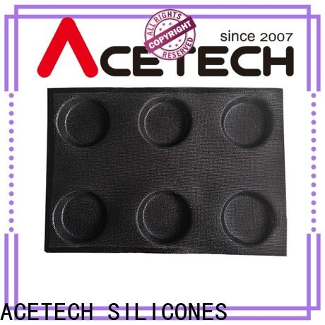 ACETECH healthy silicone mould for baking directly price for cooking