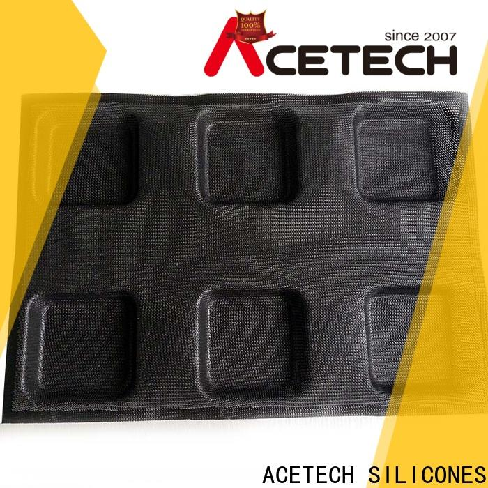 ACETECH healthy silicone dessert molds for cooking