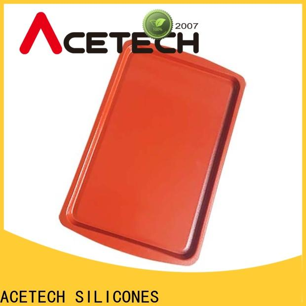 ACETECH surface silicone baking pans easy to clean for bread