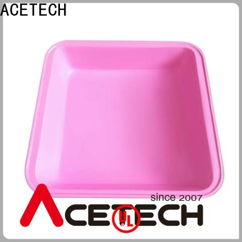 ACETECH no stick silicone baking pans supplier for cookie