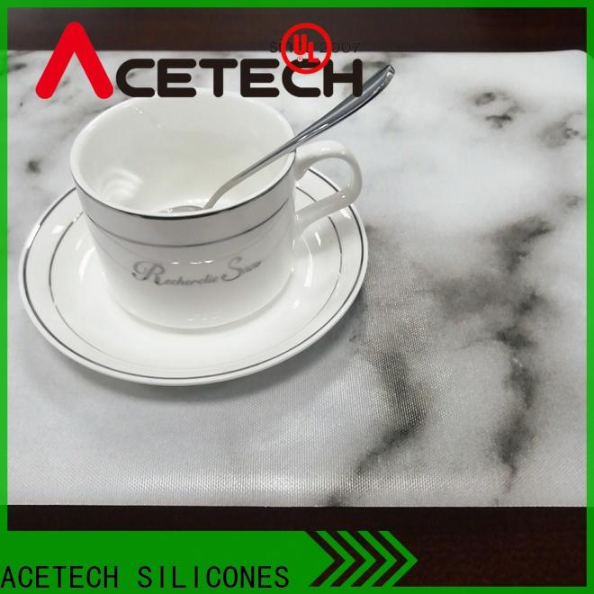 ACETECH mats silicone placemat baby on sale for dining table