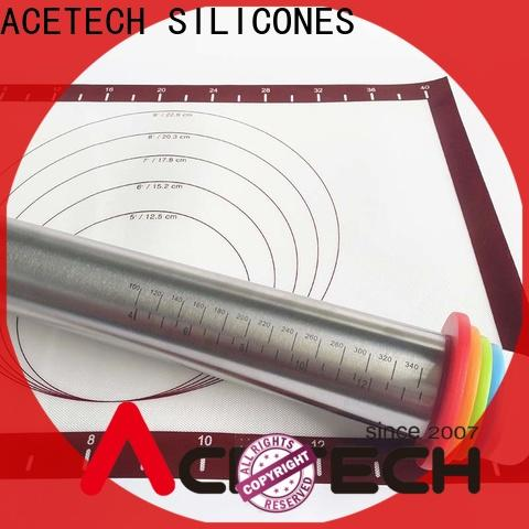ACETECH durable stainless steel rolling pin online for pizza