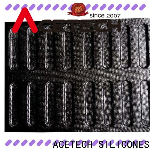 ACETECH good quality silicone dessert mould for cooking