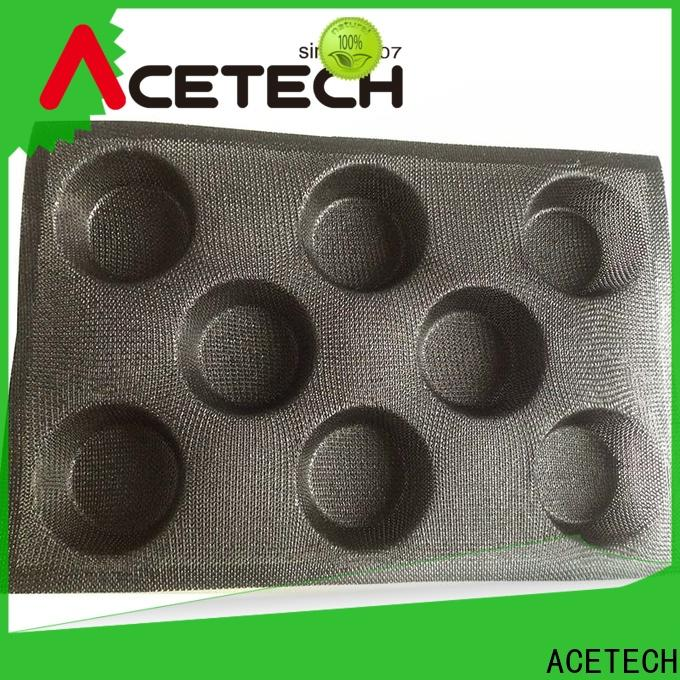 ACETECH healthy silicone baking molds directly price for cakes