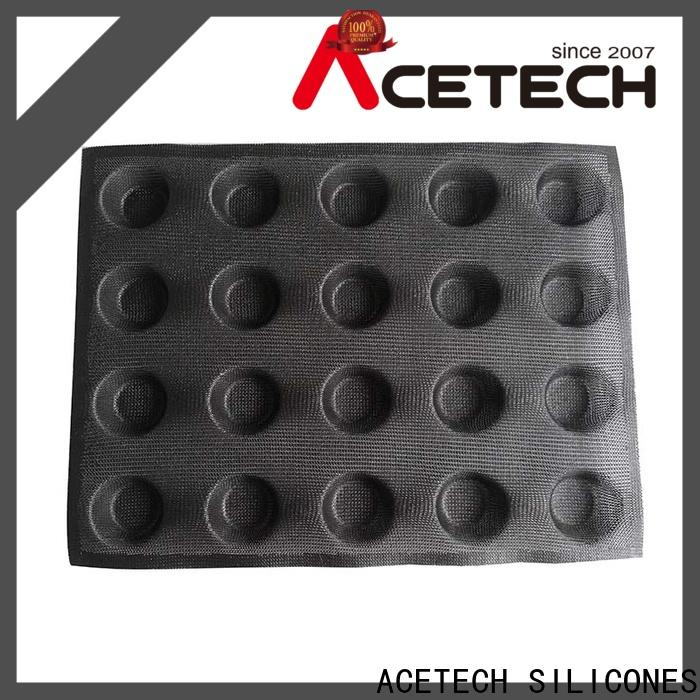 good quality silicone pastry molds silicon manufacturer for muffin
