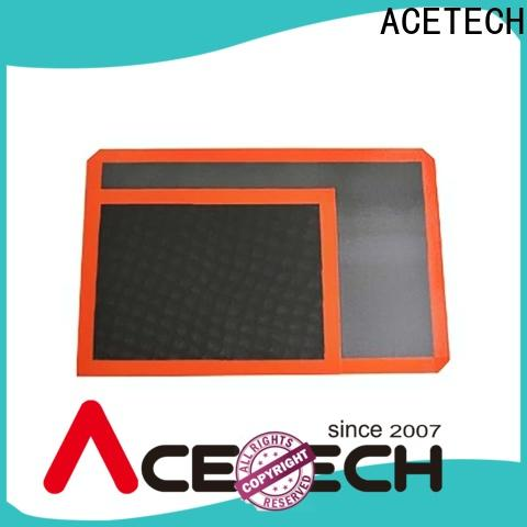ACETECH food safe custom silicone mats easy to clean for bread