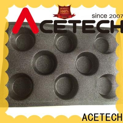 ACETECH healthy silicone bakeware molds for muffin