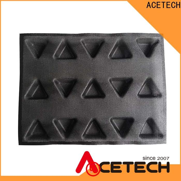 ACETECH direct silicone cookie molds wholesale for muffin