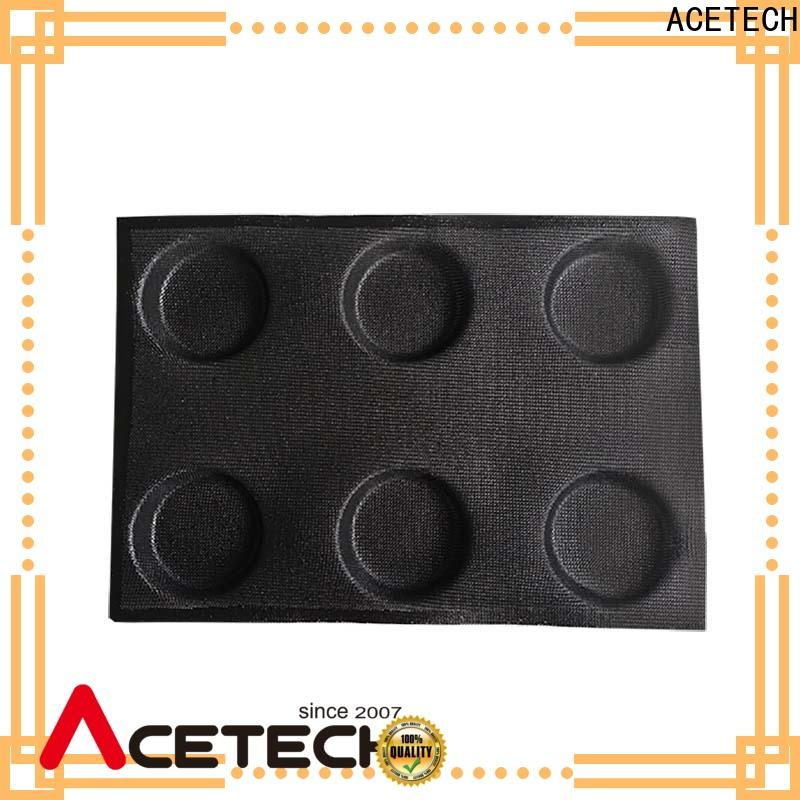 ACETECH food safe silicone bread mould directly price for muffin