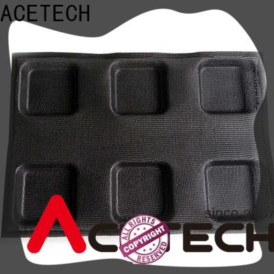 ACETECH food safe silicone pastry molds for cooking