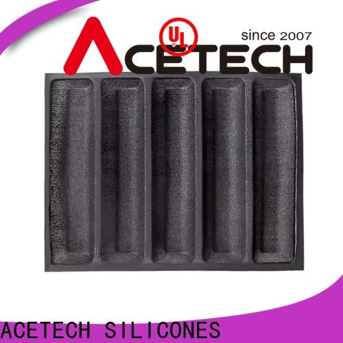 ACETECH round silicone bread mould directly price for cooking