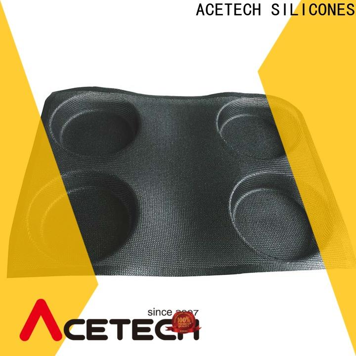 ACETECH durable custom silicone baking molds for cooking