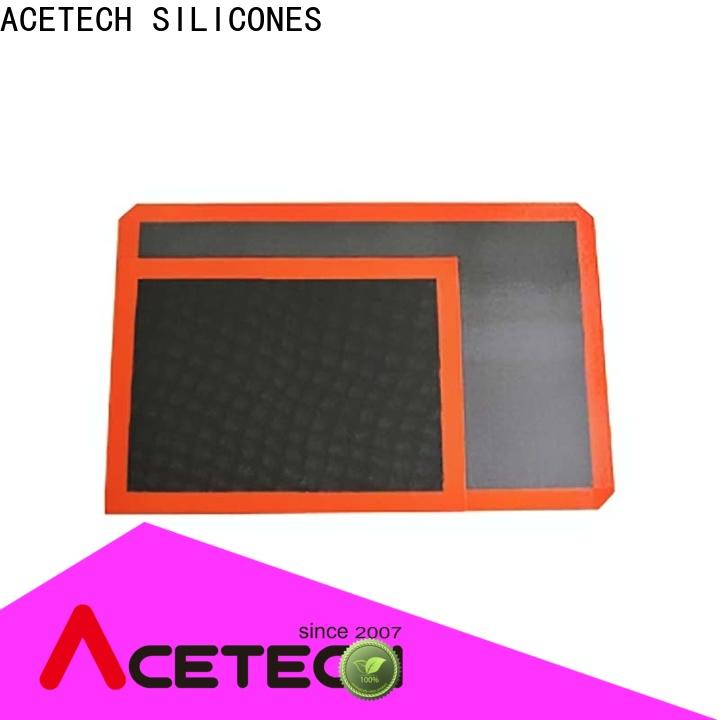 ACETECH food safe silicone baking mat easy to clean for macarons