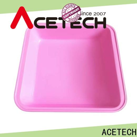 ACETECH custom silicone baking tray online for muffin