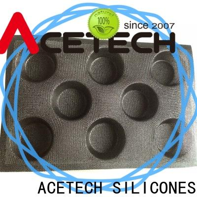 ACETECH pastry silicone baking molds shapes manufacturer for cakes