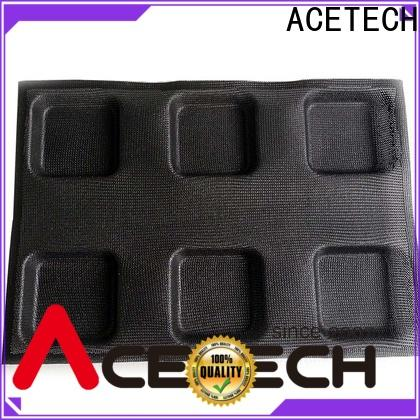 ACETECH microwave silicone cake molds promotion for cakes