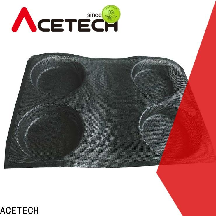 ACETECH pastry silicone dessert molds manufacturer for muffin