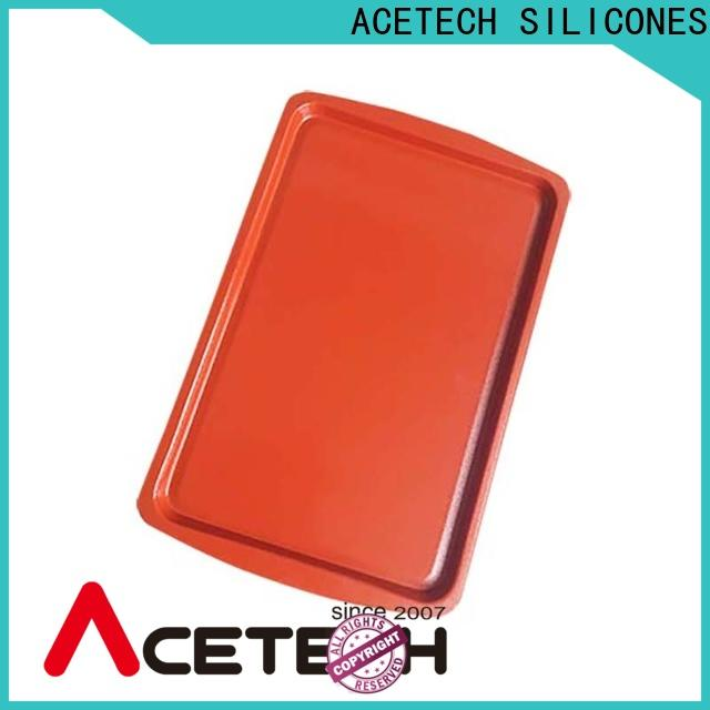 ACETECH shape silicone sheet pan online for muffin