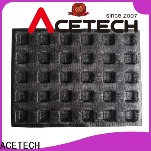 healthy silicone bakeware mould square manufacturer for cakes