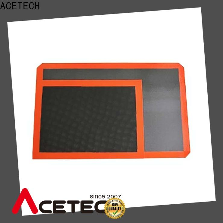 soft silicone baking mat pastry easy to clean for cookie